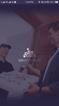 Dasher Plus – Best Food Delivery App