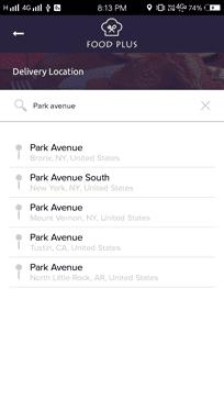 Food Plus – DoorDash Food Delivery App