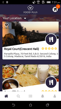 Food Plus – The Best Food Delivery App