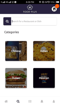 Food Plus – Online Food Ordering Software